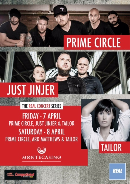 Music concerts - Prime Circle